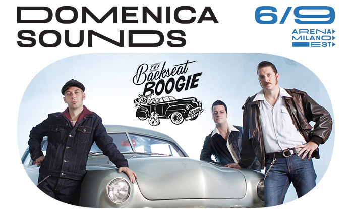 The Backseat Boogie - 6 settembre 2020 - Milano