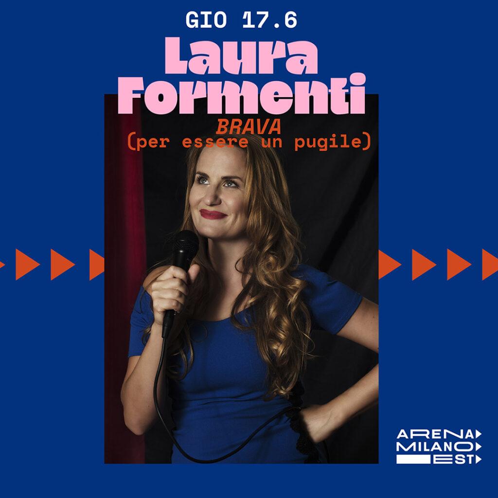 Laura Formenti - Arena Milano Est