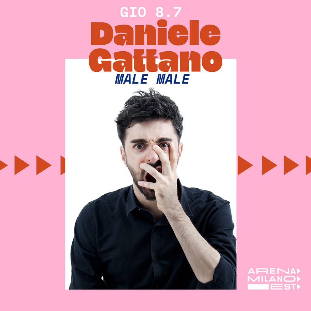 Daniele Gattano - Arena Milano Est