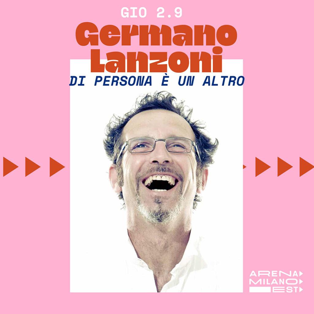 Germano Lanzoni - Arena Milano Est