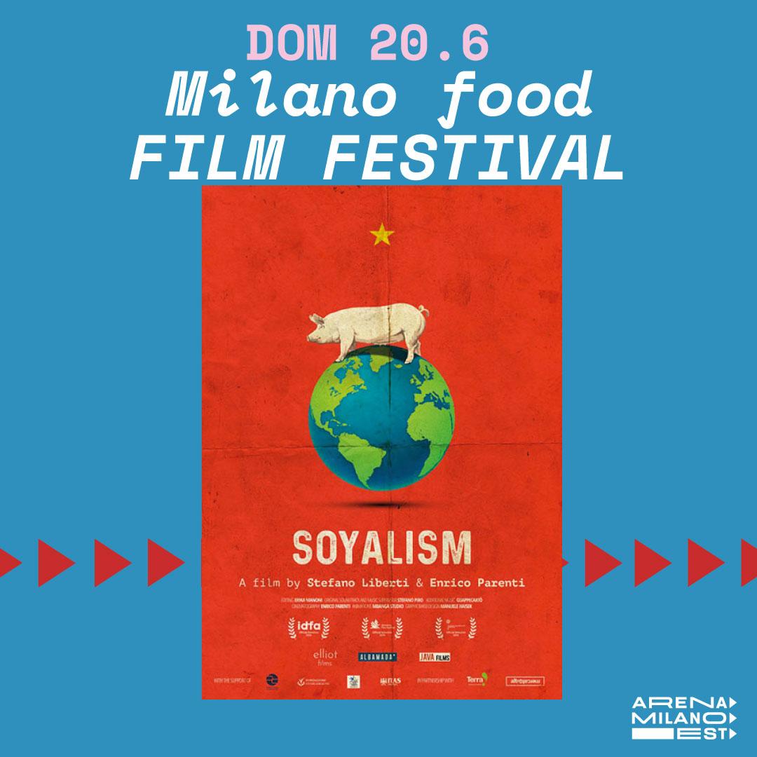 Milano Film Festival - soyalism