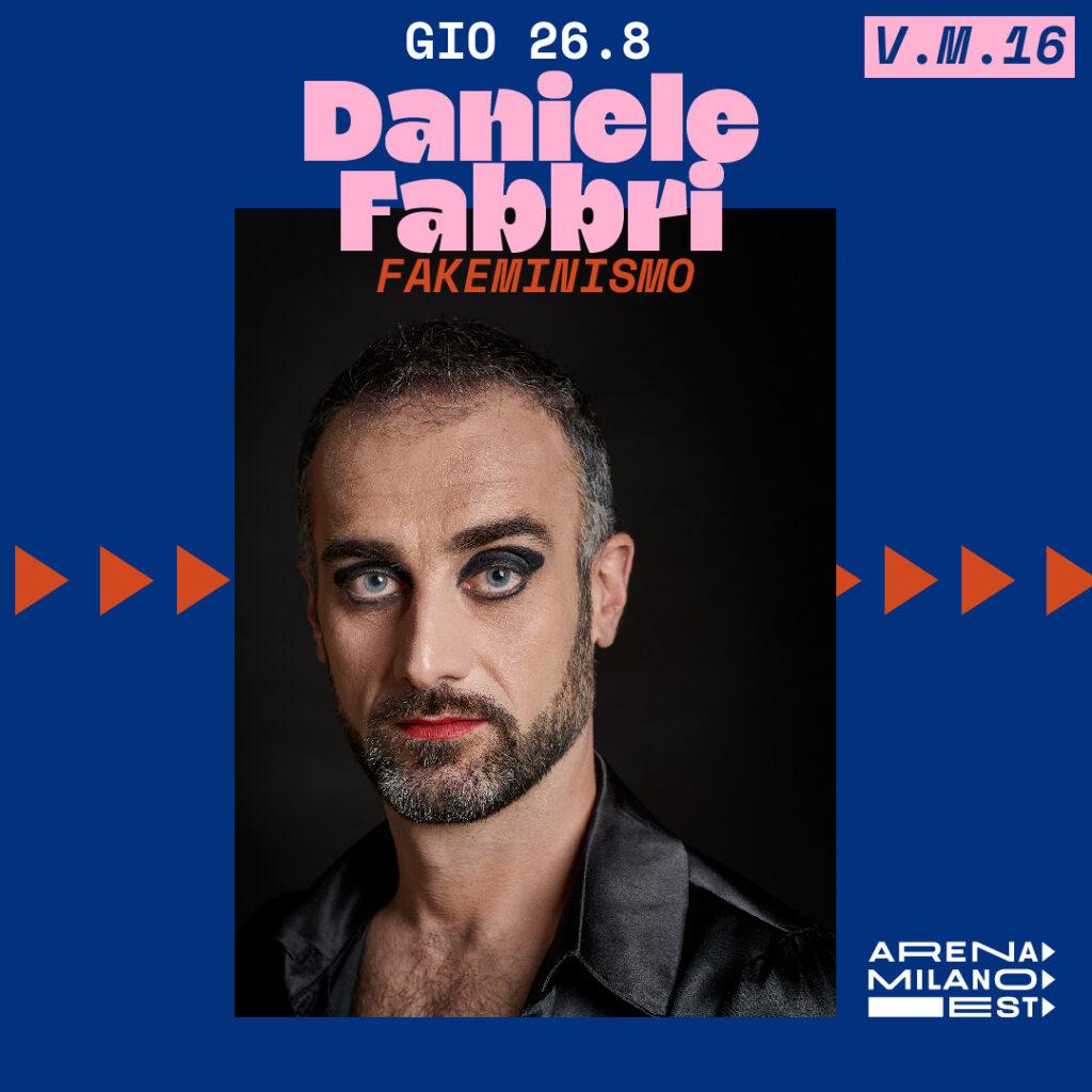 Daniele Fabbri - Arena Milano Est