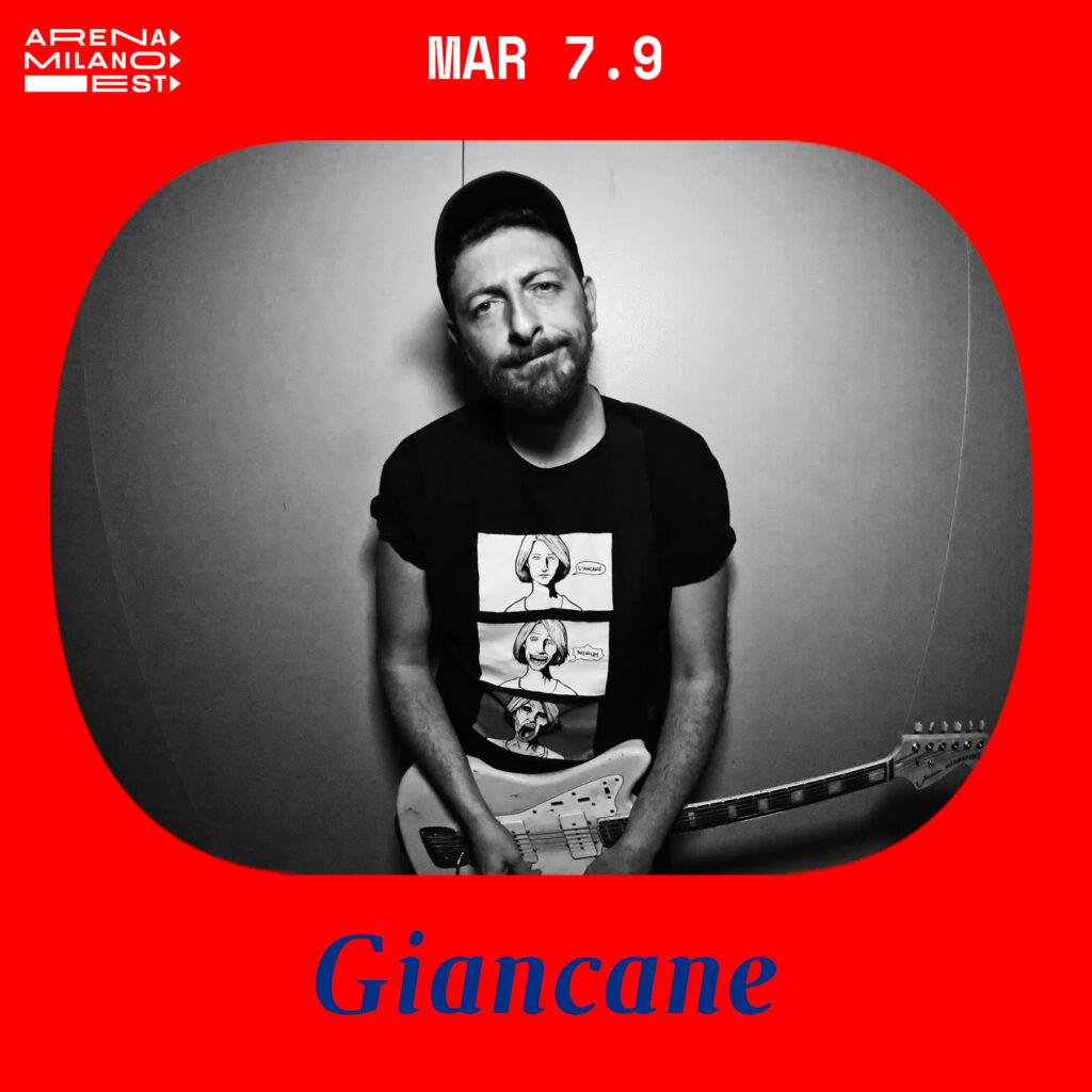 Giancane all'Arena Milano Est