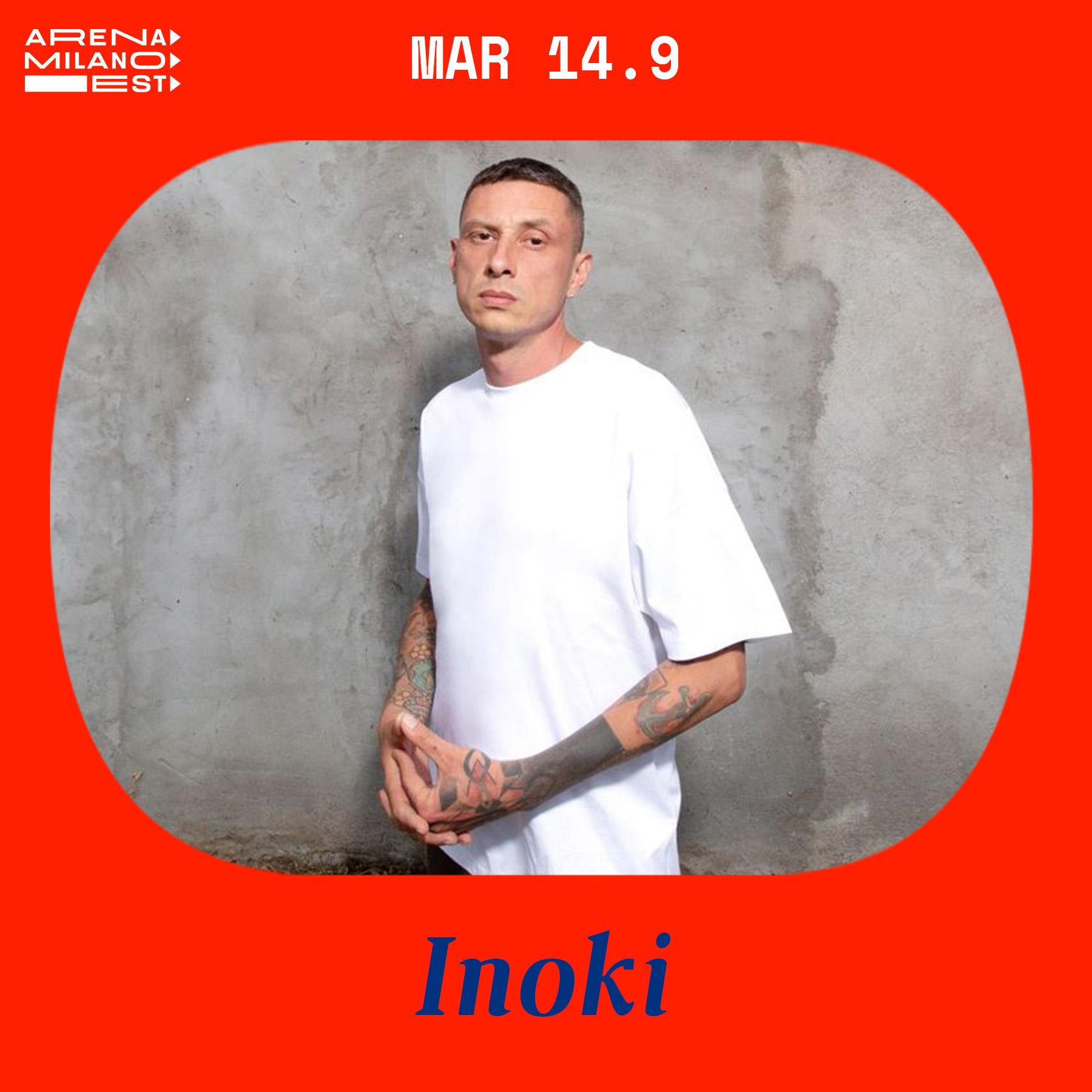 Inoki all'Arena Milano Est