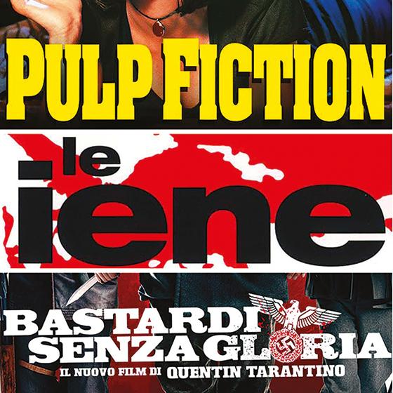 Notti Bianche del Cinema all'Arena Milano Est, Maratona Quentin Tarantino